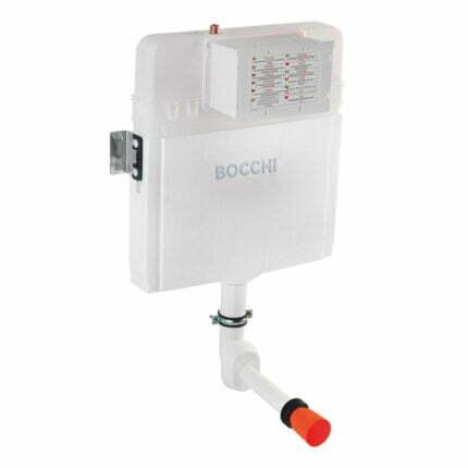 Καζανάκι Εντοιχιζόμενο Bocchi Slim Basic Για Λεκάνη Υψηλής Πίεσης