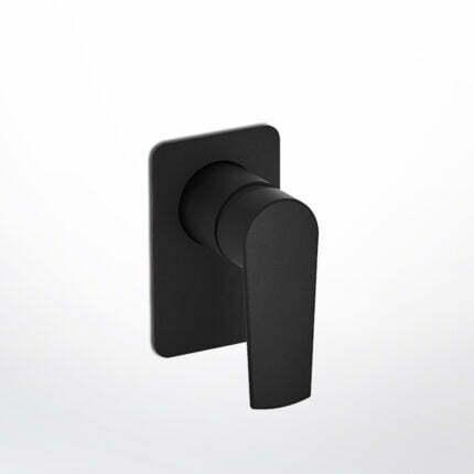 Μίκτης Εντοιχισμού 1 Εξόδου Eurorama Slot 135055SL Black Mat