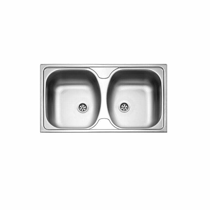 Νεροχύτης Fortinox Slender 78,5×44,5 cm