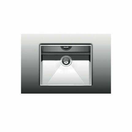 Νεροχύτης Υποκαθήμενος Apell Amalthea 7460 52X41,8 Inox Λειο