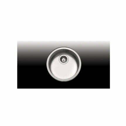 Νεροχύτης Υποκαθήμενος Apell 8400 Φ43 Inox Λειο