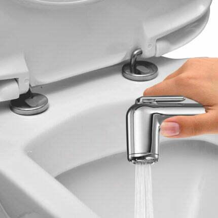Μπαταρία Μπιντέ Εντοιχισμού LaTorre Flush1 E136004