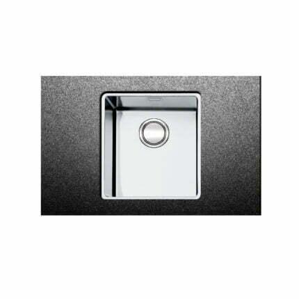 Νεροχύτης Apell Υποκαθήμενος Linear Plus FEM34 38,2×44,2 Inox Λείο