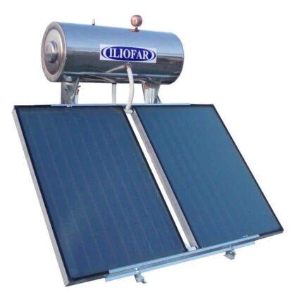 Ηλιακός Θερμοσίφωνας ILIOFAR Glass 160 LT