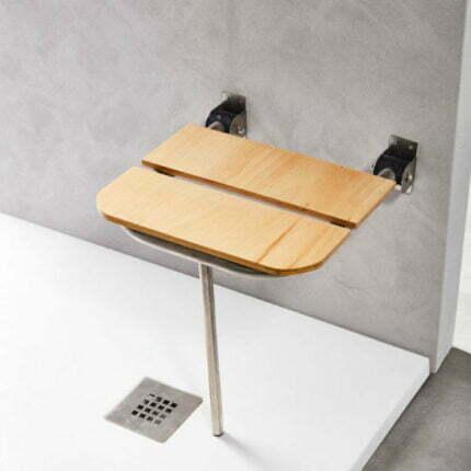 Κάθισμα Ξύλινο Ντούζ ΑΜΕΑ Tema