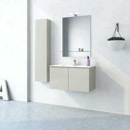 Έπιπλο μπάνιου Zebis Smile 081