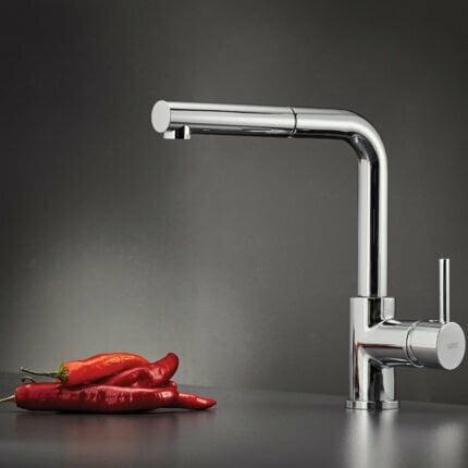 Μπαταρία Κουζίνας Carron Phoenix Fluo 18580