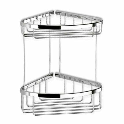 Σπογγοθήκη-Μπουκαλοθήκη Γωνιακή Διπλού Ύψους Geesa Basket 183