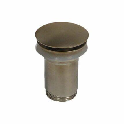 Βαλβίδα Νιπτήρα Eurorama Clic-Clac Bronze