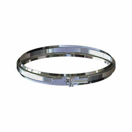 Δαχτυλίδι Σύσφιξης Καμινάδας Ινοξ