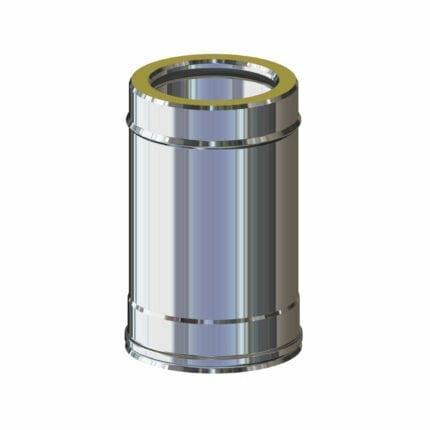 Καμινάδα Ινοξ Διπλού Τοιχώματος (0.25Μ) Hi line Ceramic
