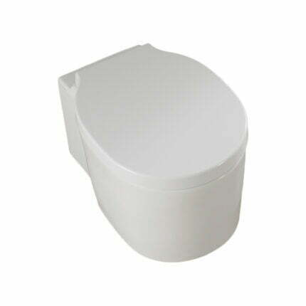 Λεκάνη Κρεμαστή Scarabeo Bucket Rimless Clean Flush 8812/cl