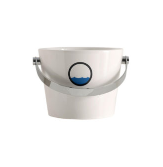 Νιπτήρας Επιτραπέζιος Scarabeo Bucket Porthole