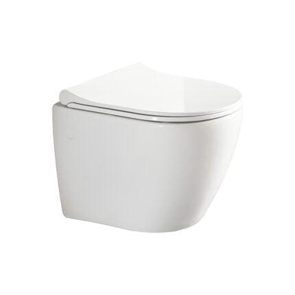 Λεκάνη Κρεμαστή Bianco Ceramica Vito