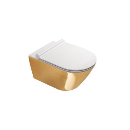 Λεκάνη Κρεμαστή Catalano Gold And Silver Newflush