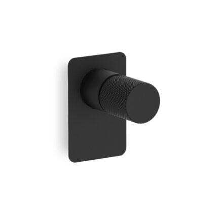 Μίκτης Εντοιχισμού 1 Εξόδου Eurorama Eletta Techno – Black Brushed