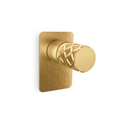 Μίκτης Εντοιχισμού 1 Εξόδου Eurorama Eletta Chester – Χρυσό