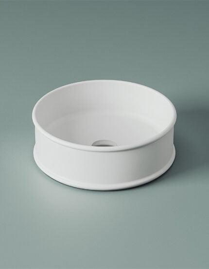 Νιπτήρας Επιτραπέζιος Art Ceram Atelier Φ44