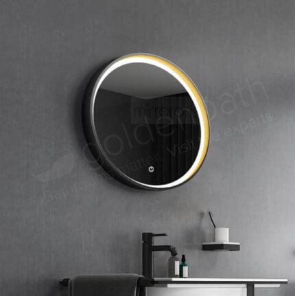 Καθρέπτης Led Στρογγυλός Luminor Bliss