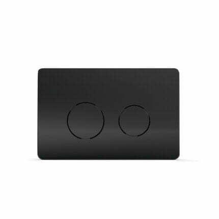 Πλακέτα Χειρισμού Wisa Easy-touch Circle – Λευκό Ματ