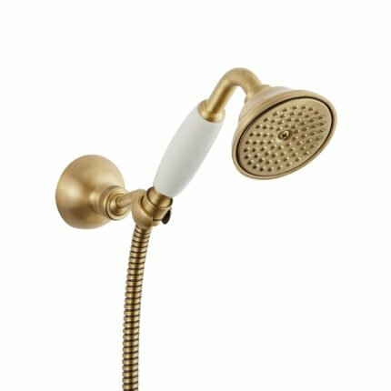 Τηλέφωνο Ντούζ bugnatese oxford 19151 black bronze